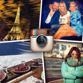 Instagram: Πώς πέρασαν οι stars την προηγούμενη εβδομάδα;