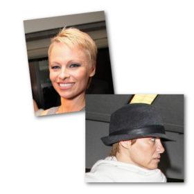 Το είδαμε κι αυτό: H Pamela Anderson έγινε καστανή