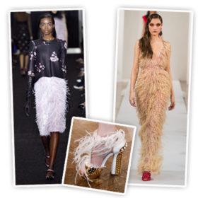 La Diva: Πώς να φορέσετε τα φτερά τα Χριστούγεννα