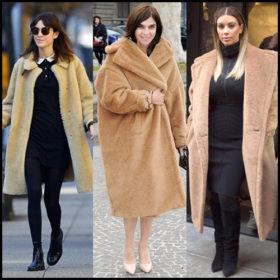 Trend Alert: Το παλτό Teddy Bear