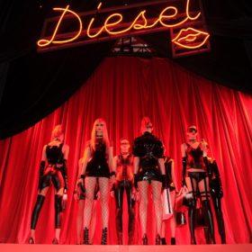 Glam event: Ένα λαμπερό πάρτι για τη Diesel