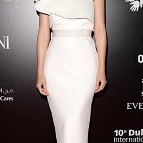 H Rooney Mara με Lanvin