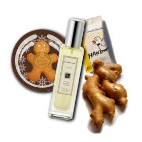 Μύρισε Χριστούγεννα: Προϊόντα με Ginger
