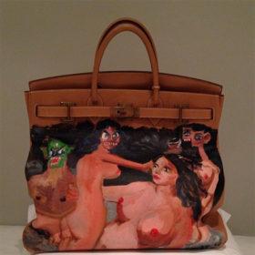 Η Hermès τσάντα που έκανε δώρο ο Kanye West στην Kim Kardashian
