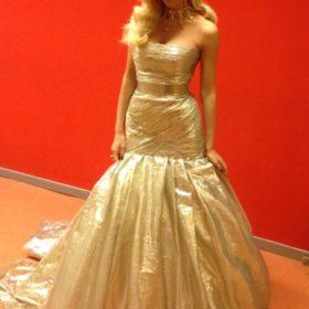 DWTS4: Τι φοράει η Δούκισσα Νομικού στο αποψινό εορταστικό live;