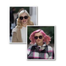 H Fearne Cotton με ροζ μαλλιά…ξανά