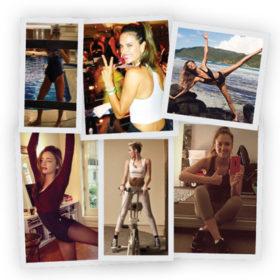 #FITstagram: Οι stars ανεβάζουν φωτογραφίες την ώρα που γυμνάζονται