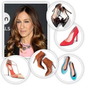 Sara Jessica Parker: Αυτά είναι τα παπούτσια που σχεδίασε