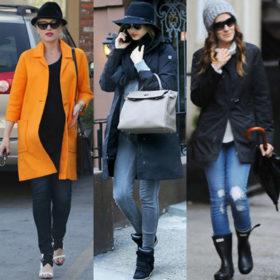 Celebrity Style: Οι πρώτες casual εμφανίσεις των star για το 2014