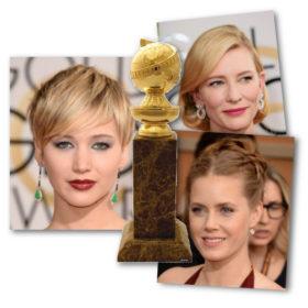 Χρυσές Σφαίρες 2014: Τα μαλλιά στο επίκεντρο