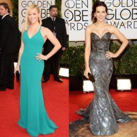 Golden Globes 2014: Οι τάσεις που φορέθηκαν περισσότερο
