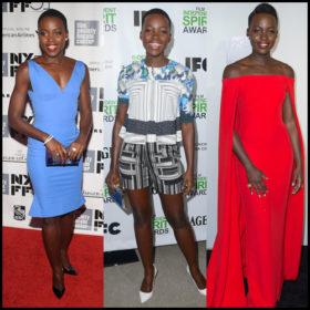 Lupita Nyong'o: Το στυλ της ανερχόμενης ηθοποιού