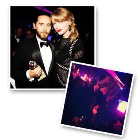 Taylor Swift-Jared Leto: Είναι το νέο hot ζευγάρι της showbiz;