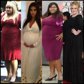 I Love My Body: Celebrities που υπερασπίζονται τα κιλά τους