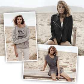 H Daria Werbowy διαδέχεται την Miranda Kerr σε νέα διαφημιστική καμπάνια