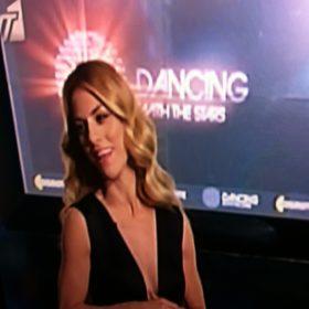 DWTS4: Τι φόρεσε στο αποψινό live η Ντορέττα Παπαδημητρίου;