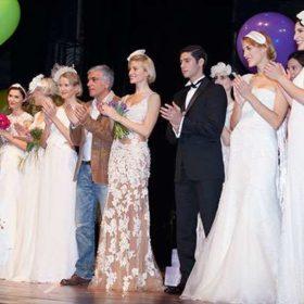 """Kathy Heyndels """"I Do"""": To show που εγκαινίασε την 1η Bridal Fashion Week"""