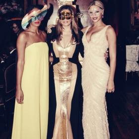 Beyoncé: Το party για τα 60κοστα γενέθλια της μητέρας της