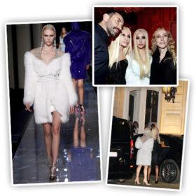 BFFE: Το δώρο της Donatella Versace προς τη Lady Gaga