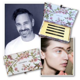 Αποκλειστικό: Tips για τέλεια φρύδια από το Βαγγέλη Θώδο, Training Manager και Senior Makeup Artist της Dolce & Gabbana