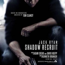 Η ταινία της εβδομάδας (23/1): «Τζακ Ράιαν: Πρώτη Αποστολή»