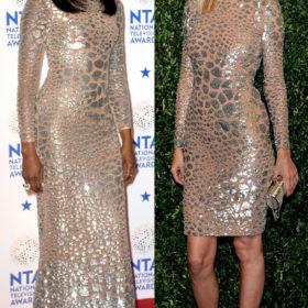 Naomi Campbell vs Carmen Kass: Ποια το φόρεσε καλύτερα;