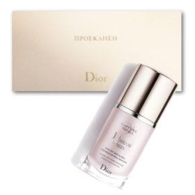 You are invited… να δοκιμάσετε την πρώτη ολοκληρωμένη περιποίηση αντιγήρανσης από τον οίκο Dior