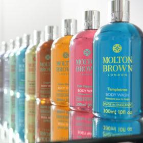 Τα προϊόντα Molton Brown ανανεώθηκαν