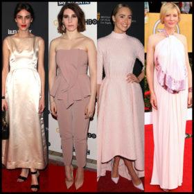 Pale pink: Δείτε το χρώμα που θα φοράμε την άνοιξη