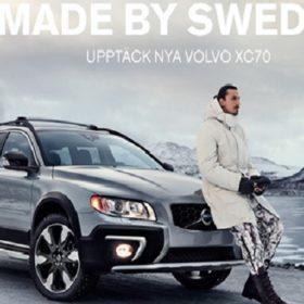 Ο Ζλάταν Ιμπραΐμοβιτς στη νέα διαφήμιση της Volvo