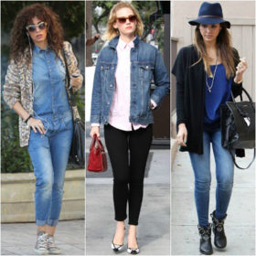 Famous Style: Τι φόρεσαν οι celebrities την προηγούμενη εβδομάδα