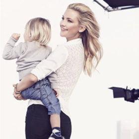 Kate Hudson: Φωτογραφίζεται με τους γιους της