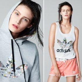 Το Topshop συνεργάζεται με την Adidas