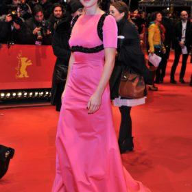 H Léa Seydoux με Prada