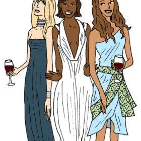 Οι 10 τύποι ανθρώπων που θα συναντήσετε στα fashion parties