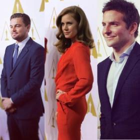 Πού συναντήθηκαν οι φετινοί υποψήφιοι των Oscar;