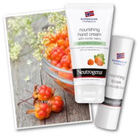 Η ενυδατική Νορβηγική Φόρμουλα της Neutrogena® συναντά το σούπερ-φρούτο Nordic Berry