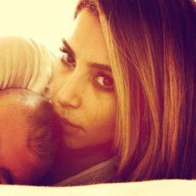 H Kim Kardashian μας δείχνει την γκαρνταρόμπα της κόρης της