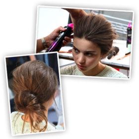 NYFW report: Μαλλιά που μοιάζουν «άλουστα» στο show της Jenny Packham