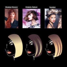 Αυτές είναι όλες οι τεχνικές για να βάψετε τα μαλλιά σας