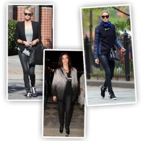 Νέα τάση: Όχι πια jeans, μόνο leather