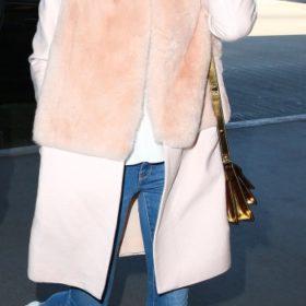 H Kate Bosworth με Marni τσάντα