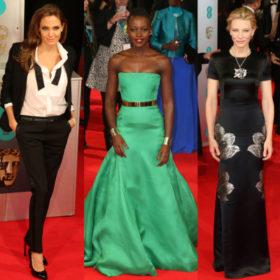 Bafta Awards: Οι πιο καλοντυμένες σταρ των βρετανικών βραβείων
