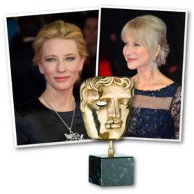 Bafta Awards: Οι καλύτερες beauty εμφανίσεις των star