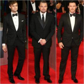 Bafta Awards: Οι ωραιότεροι άντρες της βραδιάς