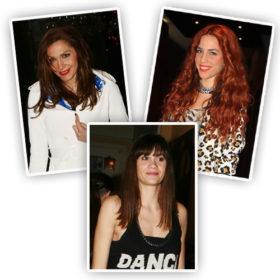 Διάσημες Ελληνίδες: Τι μαλλιά και μακιγιάζ επέλεξαν τις προηγούμενες μέρες;