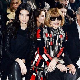 Kendall Jenner: Tο μοντέλο που έκανε την Anna Wintour να χαμογελάσει
