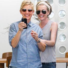 Τι δήλωση αγάπης έκανε η Ellen DeGeneres για τη σύζυγό της;