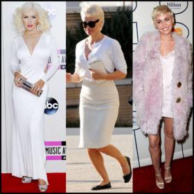 Fashion απορία:  «Τι να φορέσω αν έχω πλατινέ μαλλιά»;