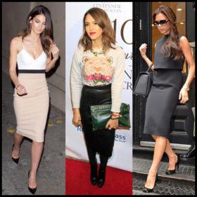 Below-the-knee-skirts: Σας αποκαλύπτουμε όσα πρέπει να ξέρετε για τη φούστα που δημιουργεί ψηλόλιγνη φιγούρα